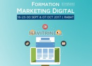 Photo de l'annonce: Formation en Marketing Digital - 4 Jours | FORCINET