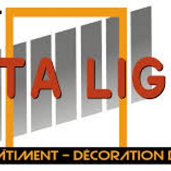 Logo de la vitrine : DATA LIGHT DE BTP