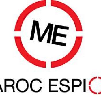 Logo de la vitrine : MAROC-ESPION