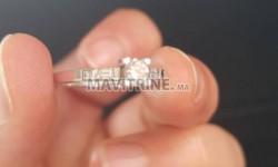 Bague diamant mauboussin la courtisane