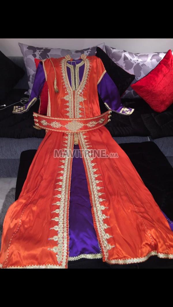 تكشيطات و قفاطن  مغربية