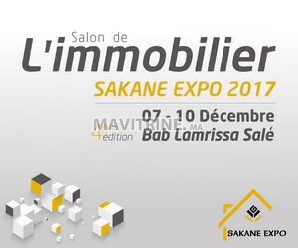 Salon de l'immobilier SAKANE EXPO