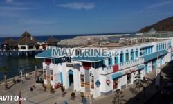 Appartement meublé proche mer et Ceuta