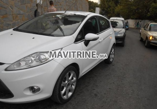 Ford Fiesta Diesel -2010 40000dh