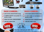 Photo de l'annonce: camera et dvr pour video surveillance