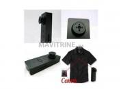 Photo de l'annonce: bouton de chemise caméra