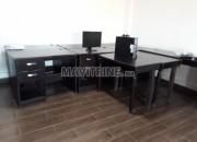 Photo de l'annonce: 6 table de bureaux en bois
