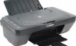 imprimante canon Couleur pixma MG2540S