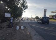 Photo de l'annonce: URGENT terrain titré sur route principale