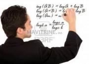 Photo de l'annonce: Prof de Maths pour le soutien scolaire à domicile