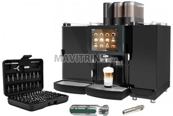 Réparation & entretien les machines à café