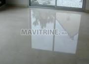Photo de l'annonce: cristallisation de sol marbre
