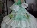 Photo de l'Annonce: Robes de poupées en crochet