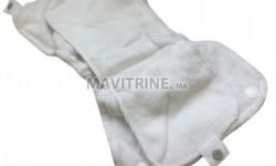 Couches lavables et réutilisable