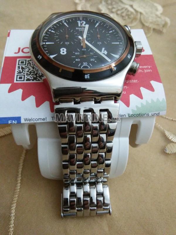 Montre Swatch Originale de Luxe