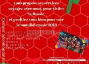 Photo de l'annonce: Pack Coupe du Monde Russie 2018
