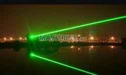 Haut puissance pointeur laser verte