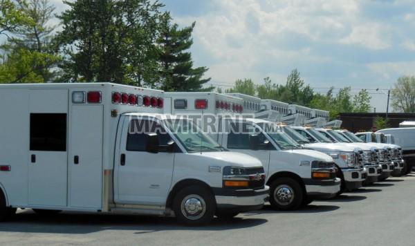 Ambulance medicalisée