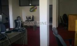 Location 2 Magasins Appartement buruaux a Sala Al jadida