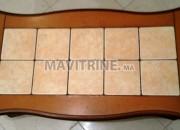 Photo de l'annonce: Table basse avec carrelage importé