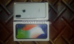 Iphone X Blanc 256Gb high copy