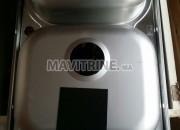 Photo de l'annonce: Lavabo-evier- cuisine 2 bacs inox etat neuf