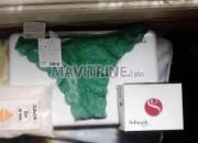 Photo de l'annonce: Selmark Culotte brésilien - Vert + Sel de bain