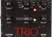 Photo de l'annonce: Pédale à effet neuve: Digitech trio+ band creator