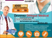 Photo de l'annonce: FORMATION CADRE –DELEGUE MEDICAL