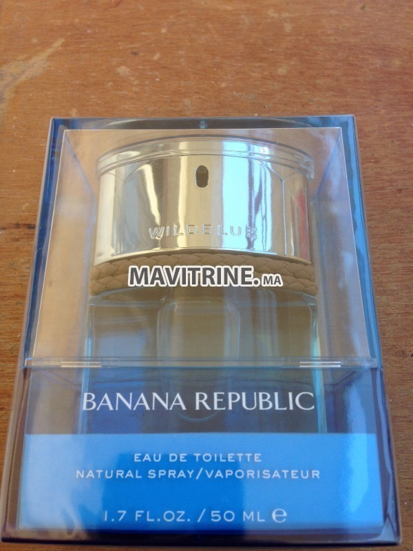 Parfum Banana Republic (Wild Blue)