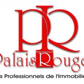 Logo du Vitrine: PALAIS ROUGE IMMOBILIER