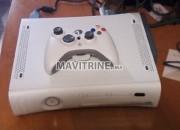 Photo de l'annonce: Xbox 360 blanche d'occasion