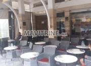 Photo de l'annonce: café à vendre au grand boulevard ''D''  HAY ERRAHMA SALé
