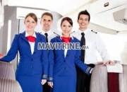 Photo de l'annonce: Formation d'hôtesse de l'air et stewards