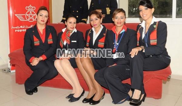 !التسجيل في تكوين مضيفي ومضيفات الطيران للعمل في الخطوط الجوية القطرية والمغربية