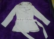 Photo de l'annonce: manteau en laine pour femme