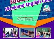 Photo de l'annonce: Weekend English Club