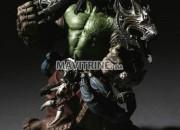 Photo de l'annonce: Figurines des personnages du jeu en ligne World of Warcraft WOW