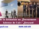 Photo de l'Annonce: Inscription ouverte de la formation Hôtesse de l'air / Steward