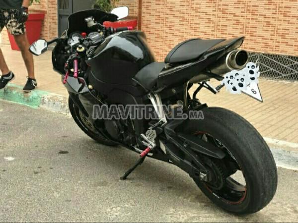 Moto CBR 1000