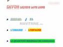 Photo de l'Annonce: savon liquide lave ligne
