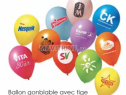 Photo de l'Annonce: Ballon gonblable avec tige