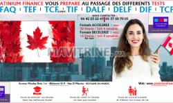 Préparation aux TEST -/ TEFAQ-TCF-TEF-TFI- DELF-DALF-DILF-MAROC-FRANCE - CANADA