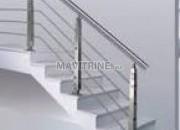 Photo de l'annonce: Menuiserie d'aluminium et inox, travaux de verre, moustiquai
