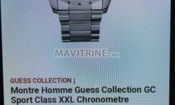 Montre GC homme original