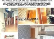 Photo de l'annonce: Très beau Studio bien situé et très ensoleillé