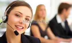 teleconseiler à l'emisssion ou à la reception d'appel