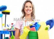 Photo de l'annonce: femme de ménage et nounou