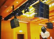 Photo de l'annonce: materiel sonorisation et eclairage