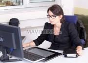 Photo de l'annonce: Recherche sécretaire Débutant